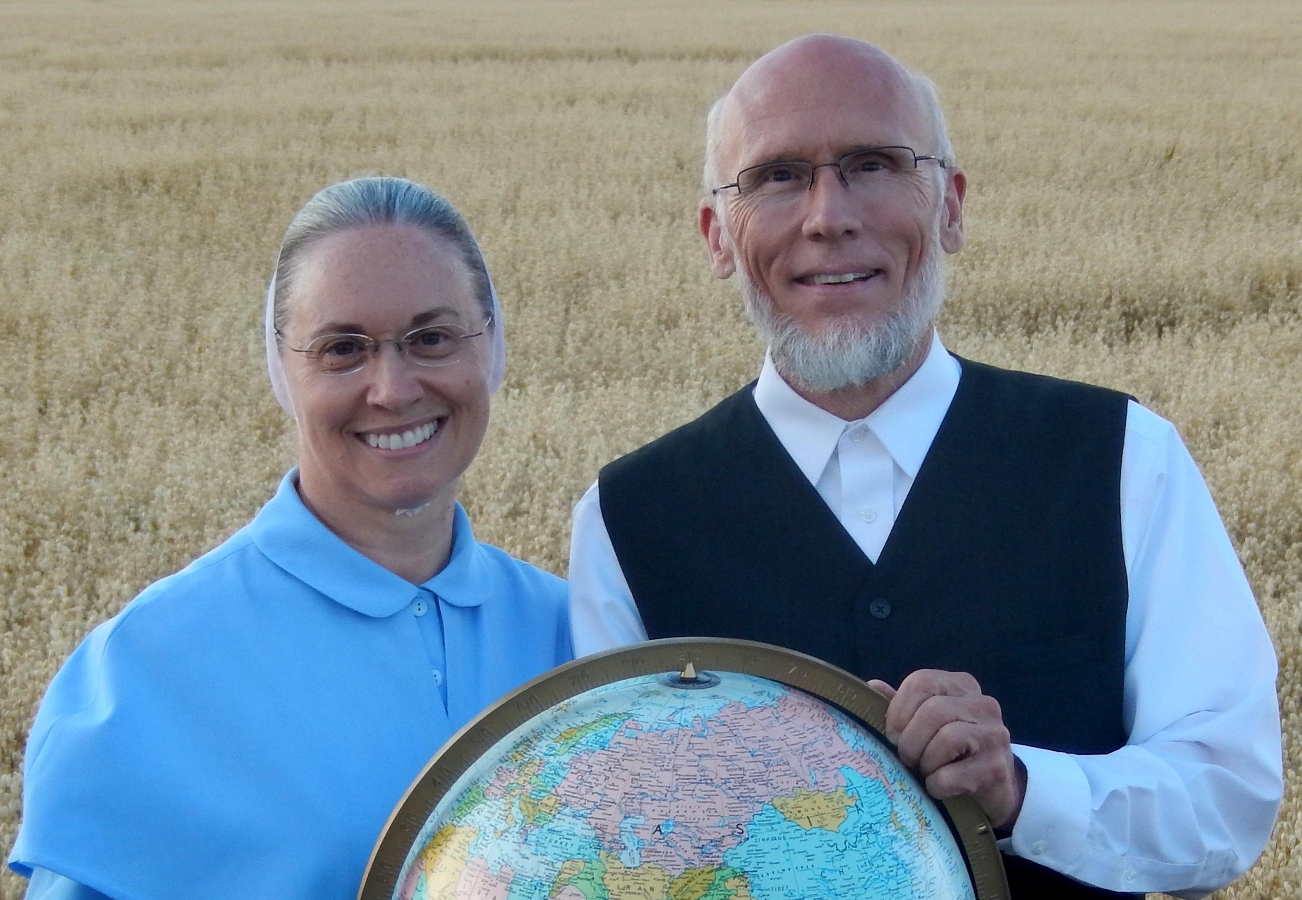 Merle & Judy Flory